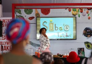DStv Delicious 2016, Siba's Table